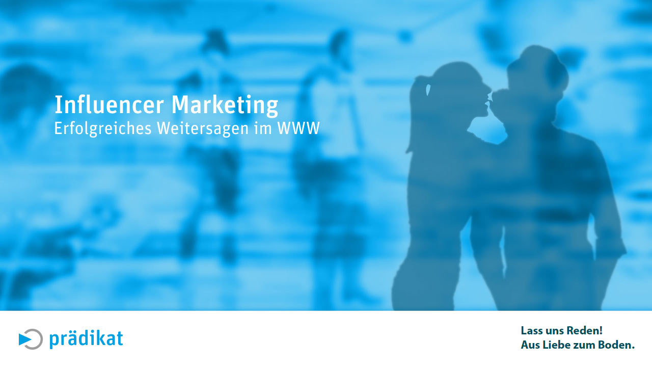 Influencer-Marketing Titel